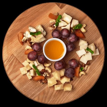 Мікс італійських  сирів